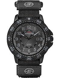 Timex Herren-Armbanduhr Analog Quarz Nylon T49997