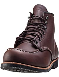 Red Wing Mens Cooper Moc 2954 Amber Leather Boots 46 EU