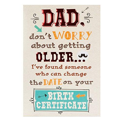 Dad Birthday Cards: Amazon.co.uk
