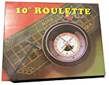 Marke New Roulette Set - Box mit Chips