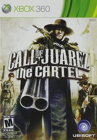 Call Of Juarez: The Cartel - Xbox 360 by Ubisoft