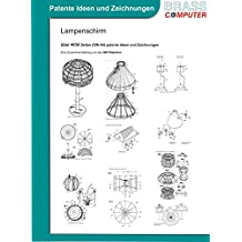 Lampenschirm, über 4050 Seiten (DIN A4) patente Ideen und Zeichnungen