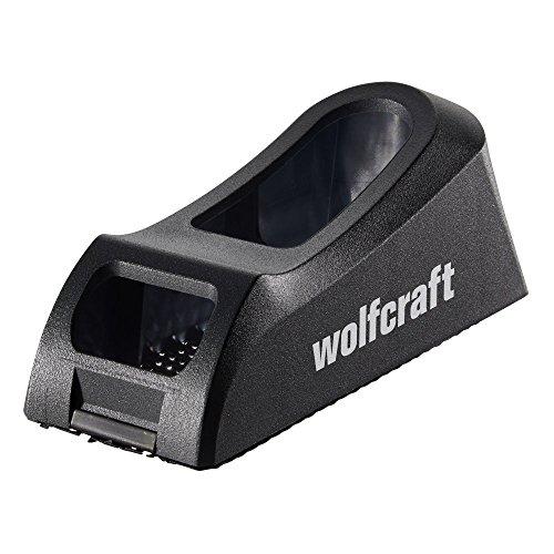 wolfcraft-4013000-pialletto-per-cartongesso-superfice-levigante-nero-150-x-57-mm