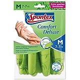 Spontex Comfort Deluxe, 1 Paar Gr. M- Premium-Handschuh 40°C waschbar