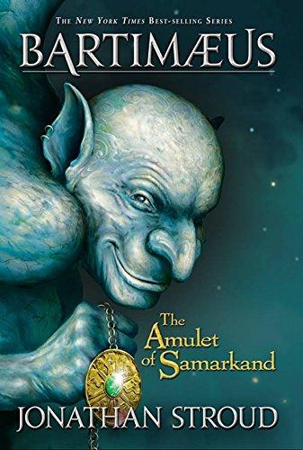 The Amulet of Samarkand Cover Image
