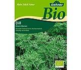 Dehner Bio Kräuter-Saatgut, Dill, 'Green Sleeves', 5er Pack (5 x 6 g)