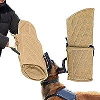 LXHSY Bite Sleeve, Dog Bite Sleeve Training Gear Protection De Bras Fit Pitbull Berger Allemand Augmentez La Relation Entre Vous Et Votre Chien