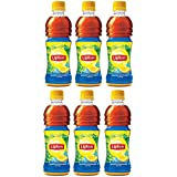 Lipton Ice Tea, Lemon, 350ml Each (Pack of 6)