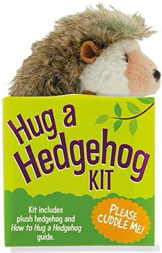Hug a Hedgehog Kit por Talia Levy
