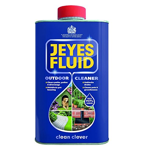 Jeyes Professional Fluid Disinfectant Deodoriser Cleaner 1 Litre Bottle