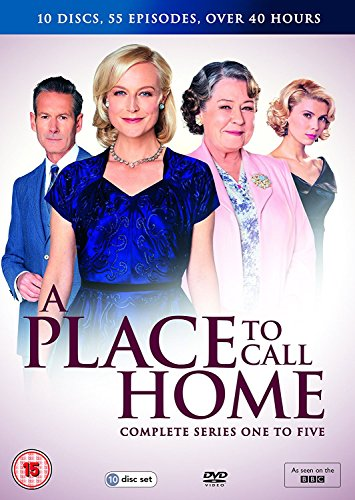 A Place To Call Home: Complete Series 1-5 [DVD]