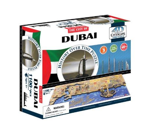 4D Cityscape - Time Puzzle, Dubai