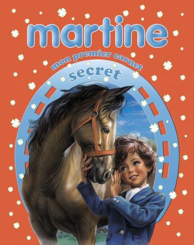 Mon premier carnet secret Martine