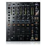 Reloop RMX-80 Digital – 4+1 Kanal DJ-Clubmixer mit 8 integrierten DSP Beat-Effekte, LC...