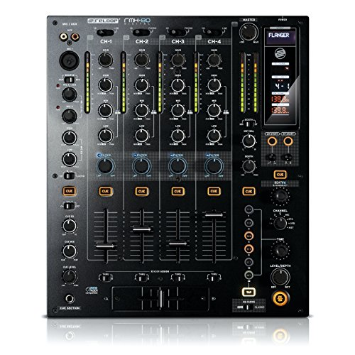 MIXER DJ Reloop RMX-80 DIGITAL professionale