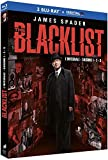 The Blacklist - Saisons 1 + 2 + 3 [Blu-ray + Copie digitale]
