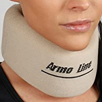 ArmoLine Halskrause - Schaum Nackenstütze - Nackenbandage (S) preisvergleich bei billige-tabletten.eu
