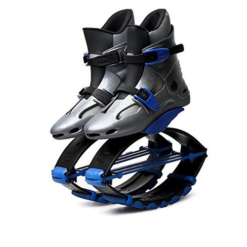 OOFAY Kangoo Jumps Zapatos De Energía Para Niños Edición Especial Botas De Saltos Antigravedad,Blue,S