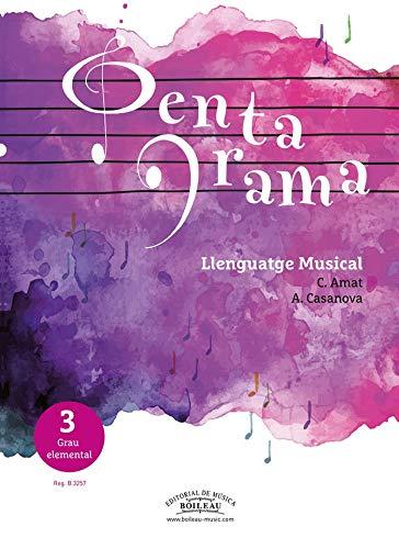 Pentagrama Llenguatge Musical 3 Grau Elemental