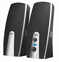 Trust 16697 Mila 2.0 PC Speakers for Computer and Laptop (28 W), USB Powered