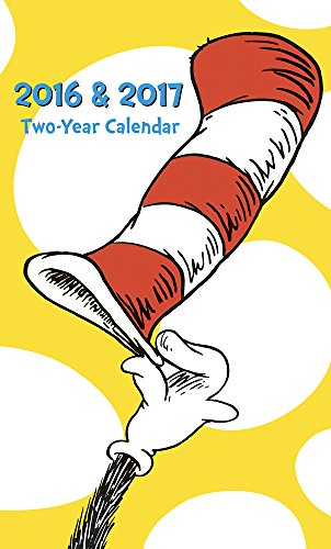 Dr. Seuss Two-Year 2015-2016 Calendar