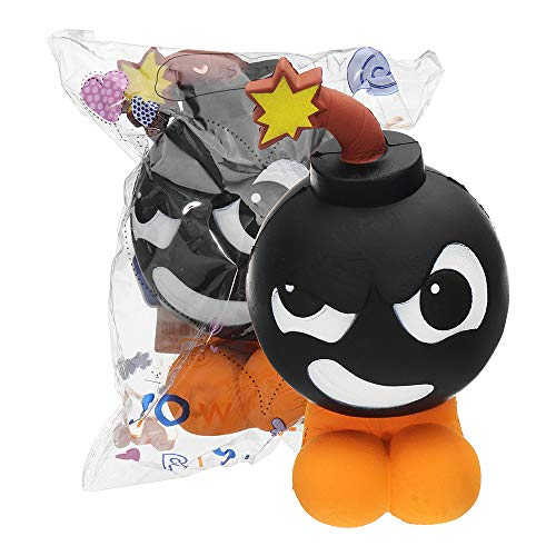 LaDicha Bombe-Man-Seaffy 18*10Cm Slow Rising Soft Toy Gift Collection Mit Verpackung -