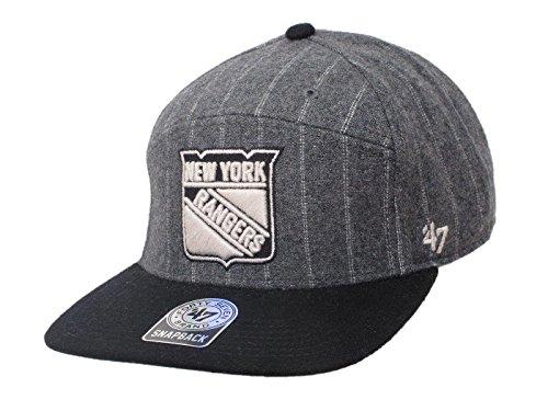 47 Brand - NHL Eishockey MLB Baseball Cap Kappe Hut (Artikel Nr. 76-90) (NHL - NY Ranger - Nr. 76)