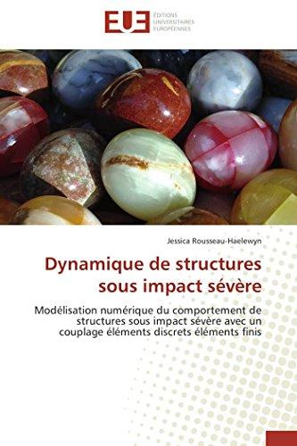 Dynamique de structures sous impact sévère par Jessica ROUSSEAU-HAELEWYN