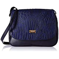 Nelle Harper Women's Handbag (Navy Blue)