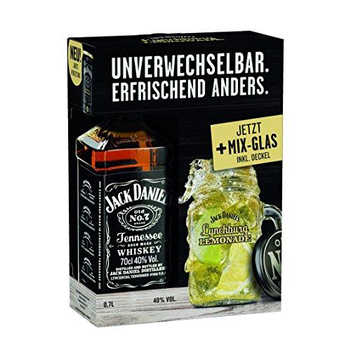 Jack Daniel\'s Old No.7 Tennessee Whiskey Lynchburg Lemonade Pack - limitert (1 x 0.7 l)