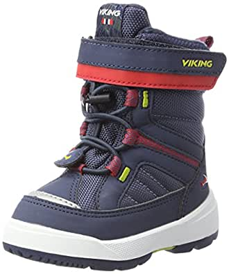 Viking Unisex-Kinder Playtime Bootsportschuhe, Violett (Purple/Lavender), 23 EU