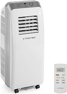 TROTEC 1210002005 PAC 2600 E Climatiseur local, climatiseur monobloc 2,6 kW (9.000 Btu)