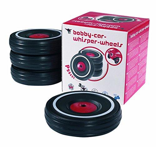 Preisvergleich Produktbild Big-Spielwarenfabrik 1260 - Bobby Car Flüsterreifen-Set