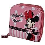 Disney Minnie Kinden Geldtasche Geldbörsen Geldbeutel Portemonnaie