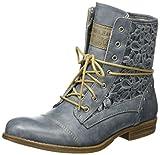 Mustang Damen 1157-527 Combat Boots, Blau (875 Sky), 39 EU