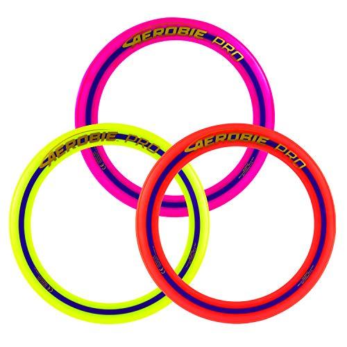 Aerobie- Pro Ring Disque de Lancer, 6046387, Différents Coloris