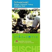 Busche Erlebniskarte Schwarzwald 1 : 200 000