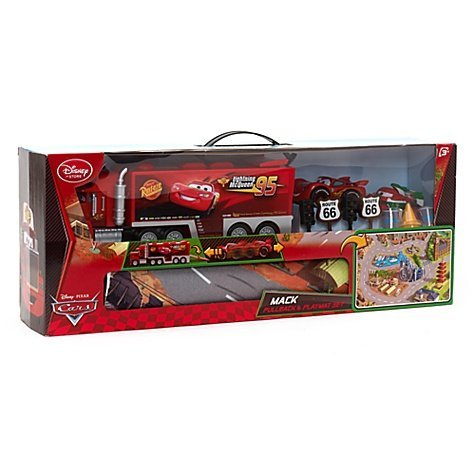 Disney Pixar Cars Mack Camion & Amis (jeu complet /