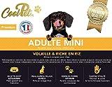 CoolPet Trockenfutter für Erwachsene, Mini, Premium-Produktreihe