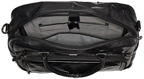 Spikes & Sparrow - Diaper Bag, Borse per PC portatili Unisex - Adulto Nero (Black)