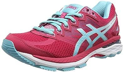 Asics Gt-2000 4, Chaussures de Running Compétition Femme - Bleu (Turquoise/Indigo Blue/Slate Blue 4050), 38 EU
