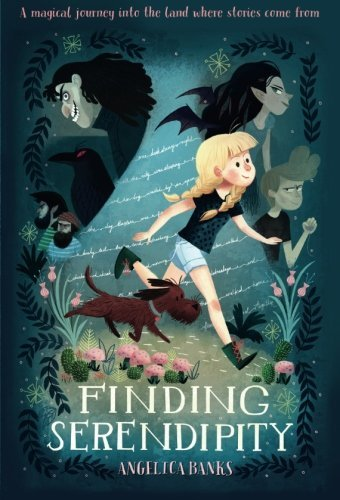 Finding Serendipity (Tuesday McGillycuddy Adventures) by Angelica Banks (2016-02-02)