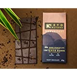 Keto Chocolate - Sugar Free 70% (Intense) (Maltitol Free) Dark Chocolate by The Keto Culture (Delivery Charge Applicable to the Full Order, Not Per Bar)