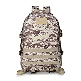 DREI-Ebenen-Rucksack Outdoor Camouflage Bag Military Fans 3D Bag Durchschnittlicher Code D,Rucksack...