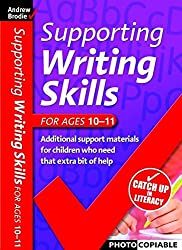 Supporting Writing Skills for Ages 10-11