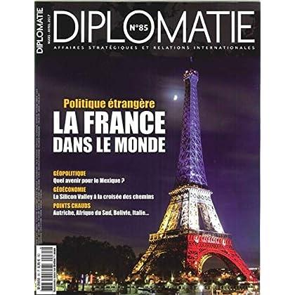 Diplomatie N 85 Mars/Avril 2017