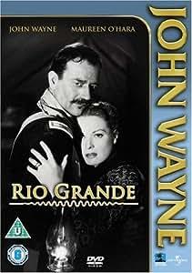 Rio Grande (John Wayne) [DVD]
