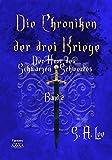 Die Chroniken der drei Kriege Band 2- Großdruck (1): Der Herr des Schwarzen Schwertes