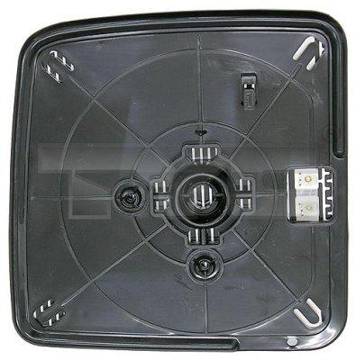 DAPA GmbH & amp ; Co. KG 33501141 Verre Miroir côté conducteur