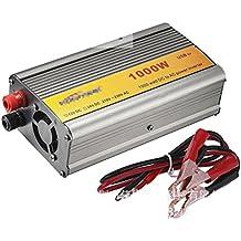 1000 W potencia inversor 12 V DC a 220 V AC coche inversor para Poderes para ordenador portátil, reproductor de DVD, cámara digital